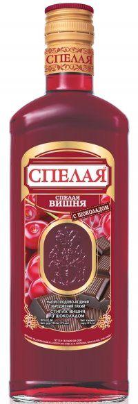 СПЕЛАЯ Вишня с шоколадом