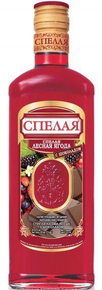 СПЕЛАЯ Лесная ягода с шоколадом